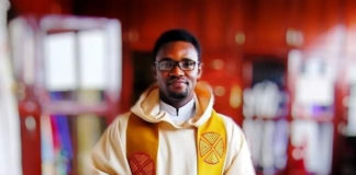 """Some of you mistake """"thou shall not judge"""" for """"thou shall not say the truth"""" - Nigerian Catholic priest says Prophet Odumeje is not a Christian but a clown tsbnews.com1"""