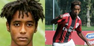 'I'm Ashamed to be Black': Former AC Milan Player, Seid Visin, Commits Suicide tsbnews.com1