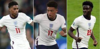 Racist Abuse Of England Players